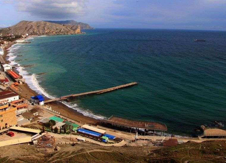 Отдых в Штормовом 2021, снять жилье в Штормовом без посредников по цене от 800 руб., каталог арендного жилья у Чёрного моря, отзывы отдыхающих.